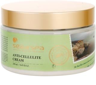 Sea of Spa Essential Dead Sea Treatment creme anticelulite  com minerais do Mar Morto