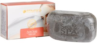 Sea of Spa Essential Dead Sea Treatment tuhé mydlo proti akné