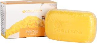 Sea of Spa Essential Dead Sea Treatment Bar Soap With Sulfur