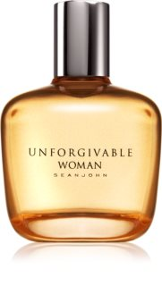 Sean John Unforgivable Woman Eau de Parfum voor Vrouwen  125 ml