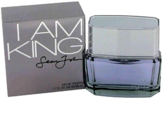 Sean John I Am King Eau de Toilette para homens 100 ml