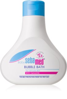 Sebamed Baby Wash αφρόλουτρο μπάνιου για παιδιά από τη γέννηση
