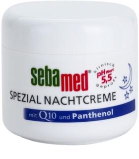 Sebamed Anti-Ageing αναγεννητική κρέμα νύχτας με συνένζυμο Q 10