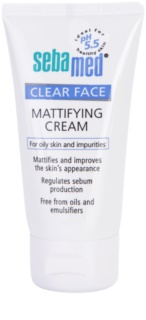 Sebamed Clear Face матуючий крем