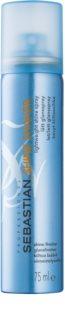 Sebastian Professional Shine Shaker spray para dar brillo y suavidad al cabello
