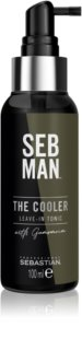 Sebastian Professional SEB MAN The Cooler tonic revigorant pentru un styling neted si plin de volum