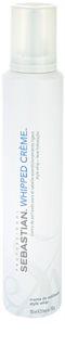 Sebastian Professional Whipped Cream pianka do stylizacji do włosów kręconych i po  trwałej ondulacji