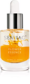 Semilac Paris Care Flower Essence huile hydratante ongles et cuticules