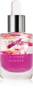 Semilac Paris Care Flower Essence olejek nawilżający do paznokcie i skórki wokół paznkoci