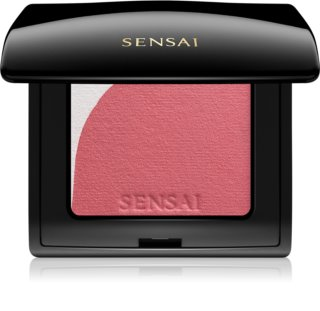 Sensai Blooming Blush sjajno rumenilo s kistom