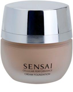 Sensai Cellular Performance Foundations base cremosa SPF 15