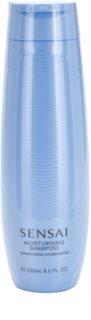 Sensai Hair Care champô com efeito hidratante