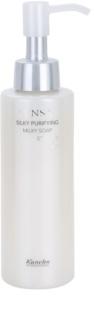 Sensai Silky Purifying Step Two nawilżające mydło oczyszczające do skóry suchej i bardzo suchej