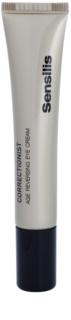 Sensilis Correctionist crema rejuvenecedora para contorno de ojos  antiarrugas, antibolsas y antiojeras