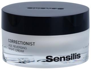 Sensilis Correctionist Age Reversing Night Cream