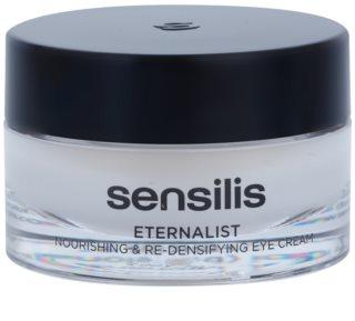 Sensilis Eternalist nährende Creme zur Erneuerung der Hautdichte im Augenbereich