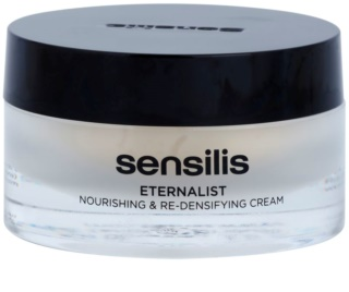 Sensilis Eternalist creme nutritivo para restaurar a densidade da pele