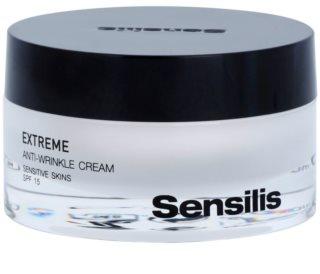 Sensilis Extreme крем против бръчки SPF 15