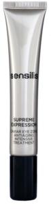 Sensilis Supreme Expression грижа за околоочната зона против бръчки, отоци и тъмни кръгове