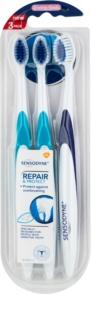Sensodyne Repair & Protect szczoteczka do zębów extra soft  dla wrażliwych zębów