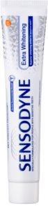 Sensodyne Extra Whitening fogfehérítő paszta fluoriddal érzékeny fogakra
