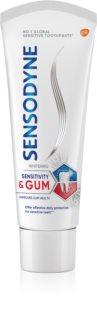 Sensodyne Sensitivity & Gum Whitening λευκαντική οδοντόκρεμα για την προστασία δοντιών και των ούλων