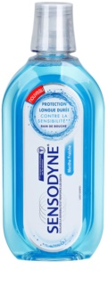 Sensodyne Dental Care enjuague bucal para dientes sensibles