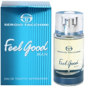 Sergio Tacchini Feel Good Man eau de toilette para hombre 30 ml