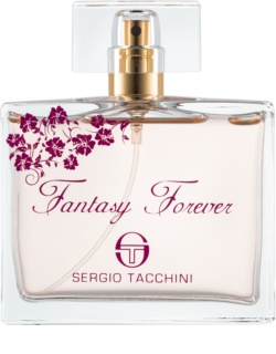 Sergio Tacchini Fantasy Forever Eau de Romantique Eau de Toilette for Women 100 ml