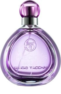 Sergio Tacchini Precious Purple Eau de Toilette für Damen 100 ml
