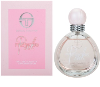 Sergio Tacchini Precious Pink Eau de Toilette for Women 50 ml