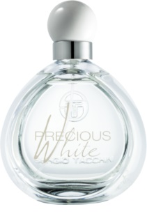 Sergio Tacchini Precious White Eau de Toilette for Women 100 ml