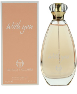 Sergio Tacchini With You eau de toilette para mujer 100 ml