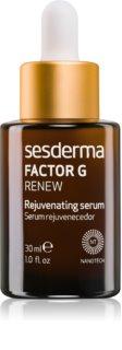 Sesderma Factor G Renew ορός προσώπου με παράγοντα ανάπτυξης για ανανέωση επιδερμίδας