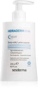 Sesderma Hidraderm Hyal loção corporal hidratante intensa para pele extremamente seca
