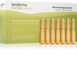 Sesderma Factor G Renew 7-Tage Regenerationskur in Ampullen