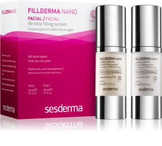 Sesderma Fillderma Nano Two-Step Treatment to Reduce Deep Wrinkles