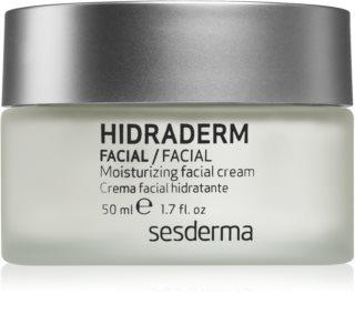 Sesderma Hidraderm Facial зволожуючий крем для чутливої сухої шкіри