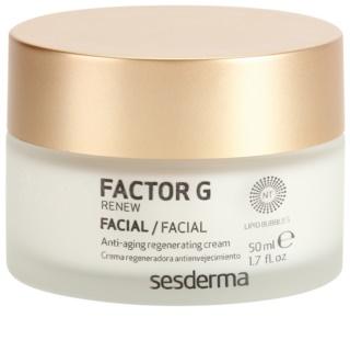 Sesderma Factor G Renew crème régénérante avec facteur de croissance