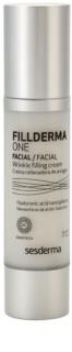 Sesderma Fillderma One crema reafirmante para rellenar las arrugas profundas  con ácido hialurónico