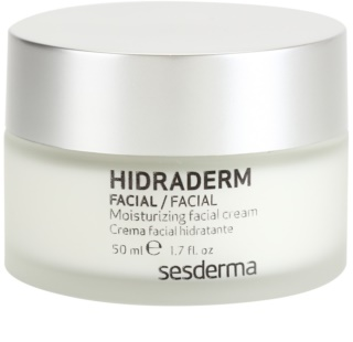 Sesderma Hidraderm Moisturising Cream for Sensitive and Dry Skin