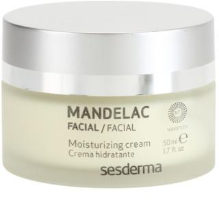 Sesderma Mandelac crema hidratante para pieles acnéicas