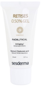 Sesderma Retises Intensely Restorative Gel Cream with Retinol and Hyaluronic Acid