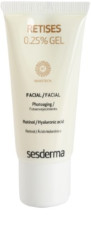 Sesderma Retises Regenerating Gel Cream with Retinol and Hyaluronic Acid