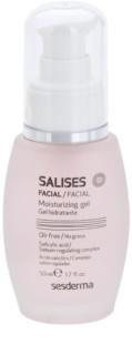 Sesderma Salises Moisturizing Gel For Oily Acne - Prone Skin
