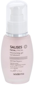 Sesderma Salises Moisturizing Gel For Oily Acne - Prone Skin