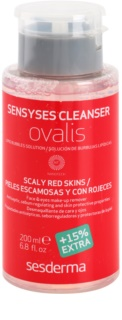 Sesderma Sensyses Cleanser Ovalis Makeup Remover For Sensitive And Reddened Skin