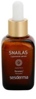 Sesderma Snailas revitalisierendes Serum gegen die Zeichen des Alterns