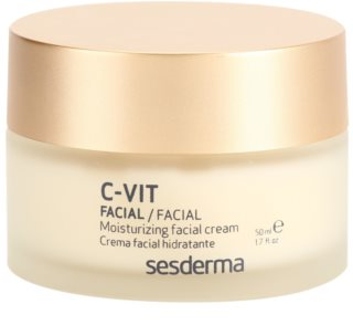 Sesderma C-Vit Moisturizing Facial Cream with Anti-Aging Effect