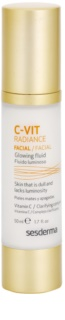Sesderma C-Vit Radiance Radiance Fluid for Tired Skin